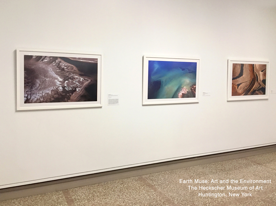 Earth Muse: Art and the Environment at The Heckscher Museum of Art 2017