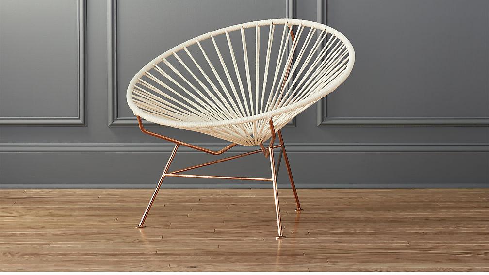 Sayulita White Chair , $349