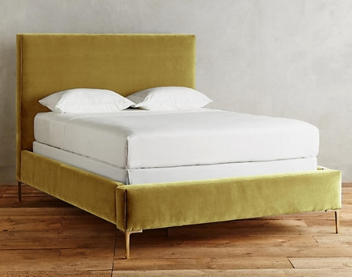 Anthropologie - Velvet Edlyn Bed - $2,298 (King Size)