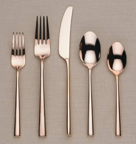 Kate Spade - Malmo Rose Gold Five Piece Place Setting - $90