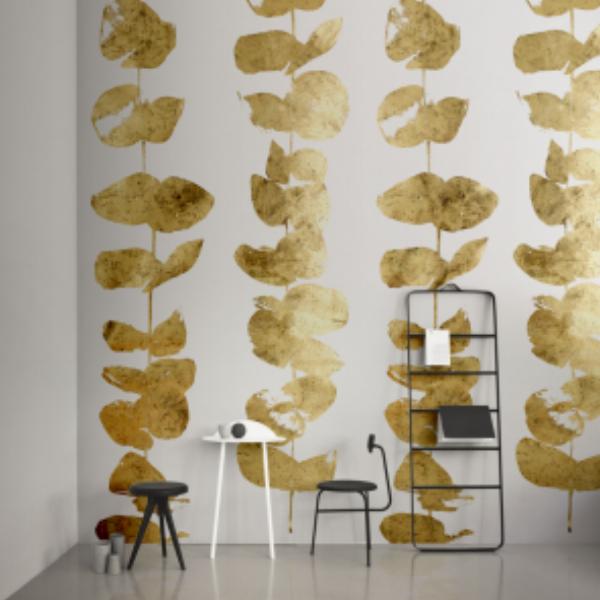 Walnut Wallpaper - Columbia Road - $426 (per roll)
