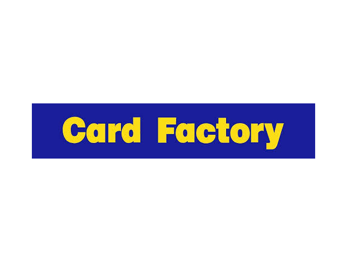01249 447737   www.cardfactory.co.uk