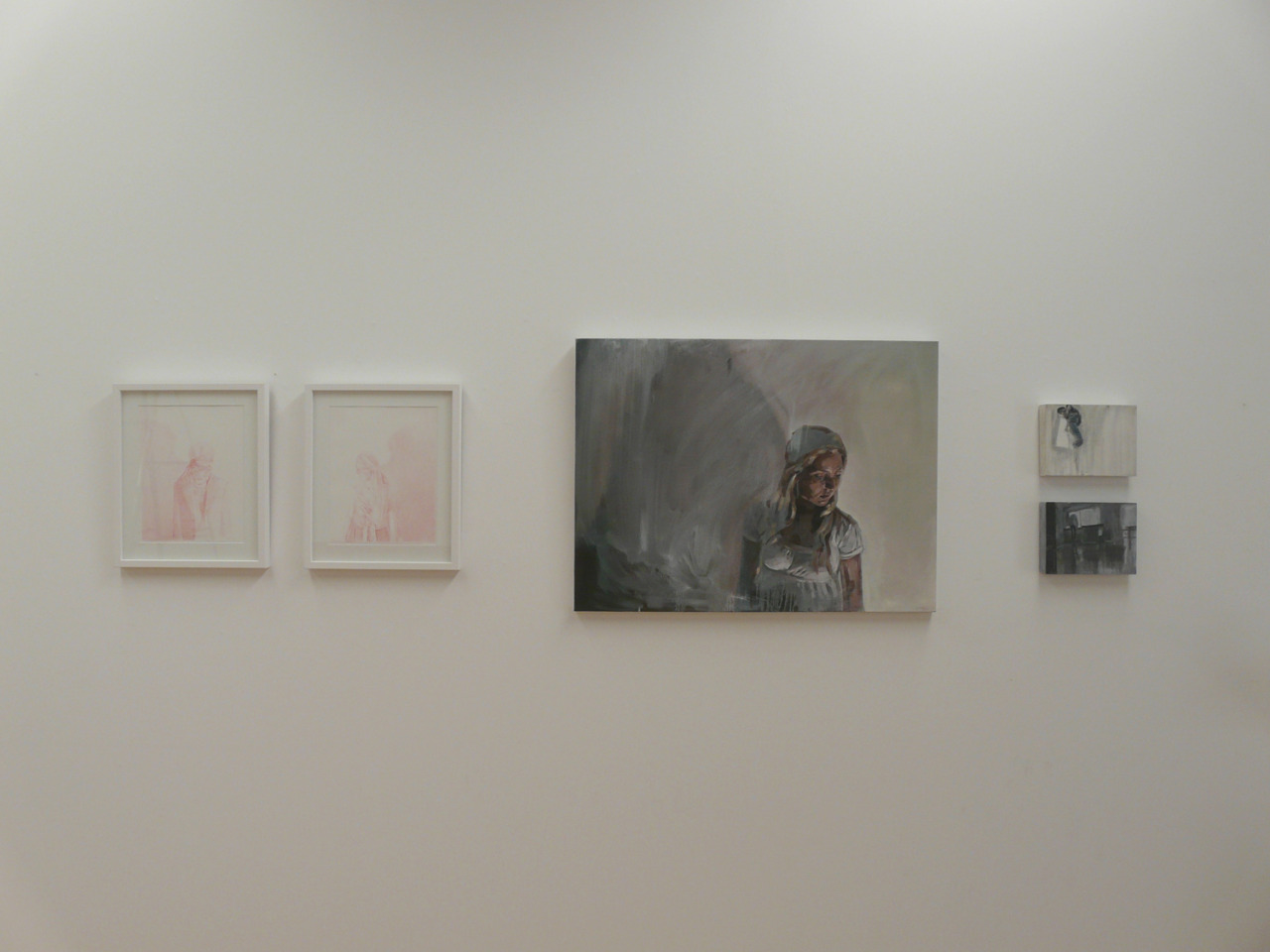 'New Works, New Faces', GALLERY EAST, 2009