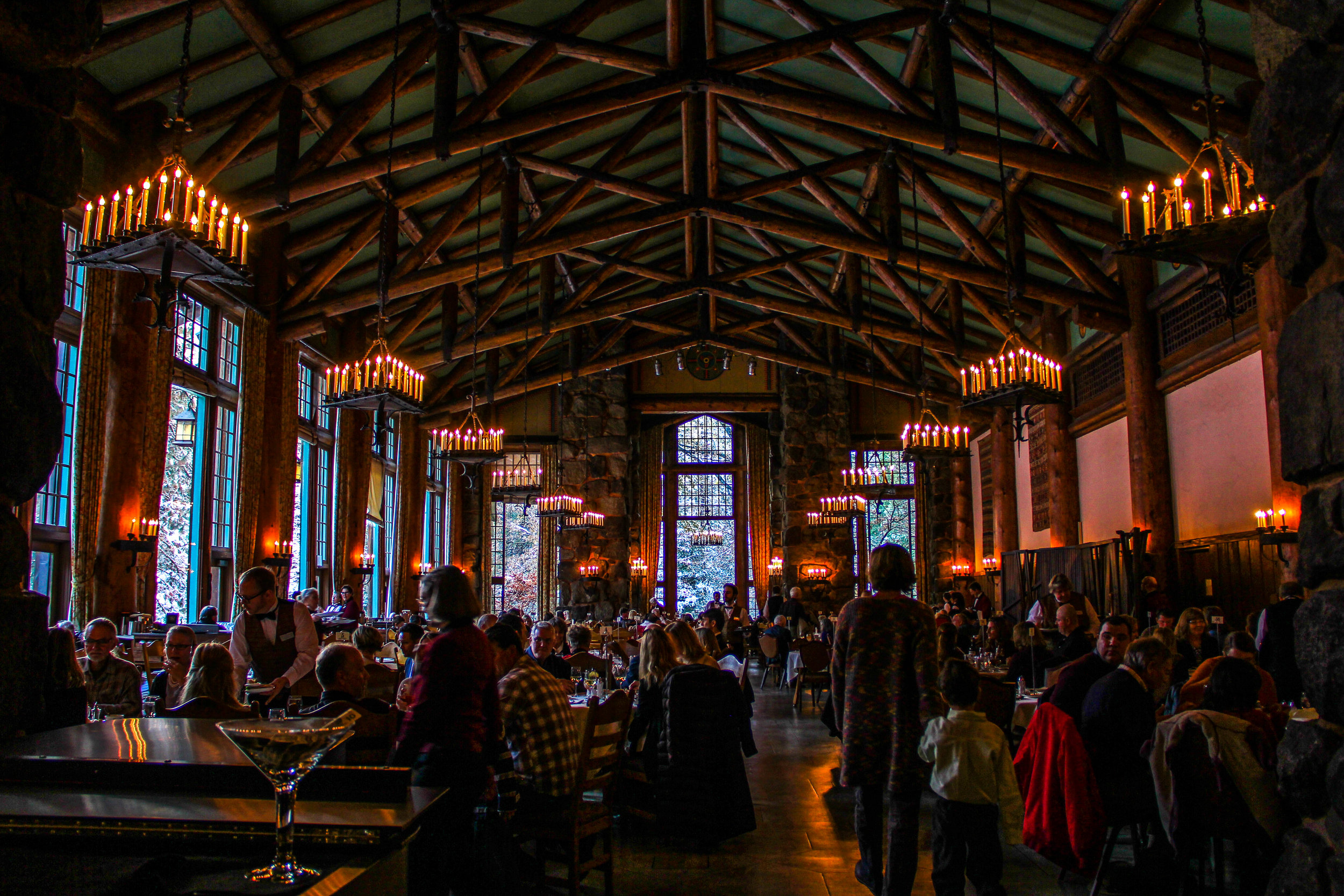 The Majestic Yosemite Dining Room, 2016