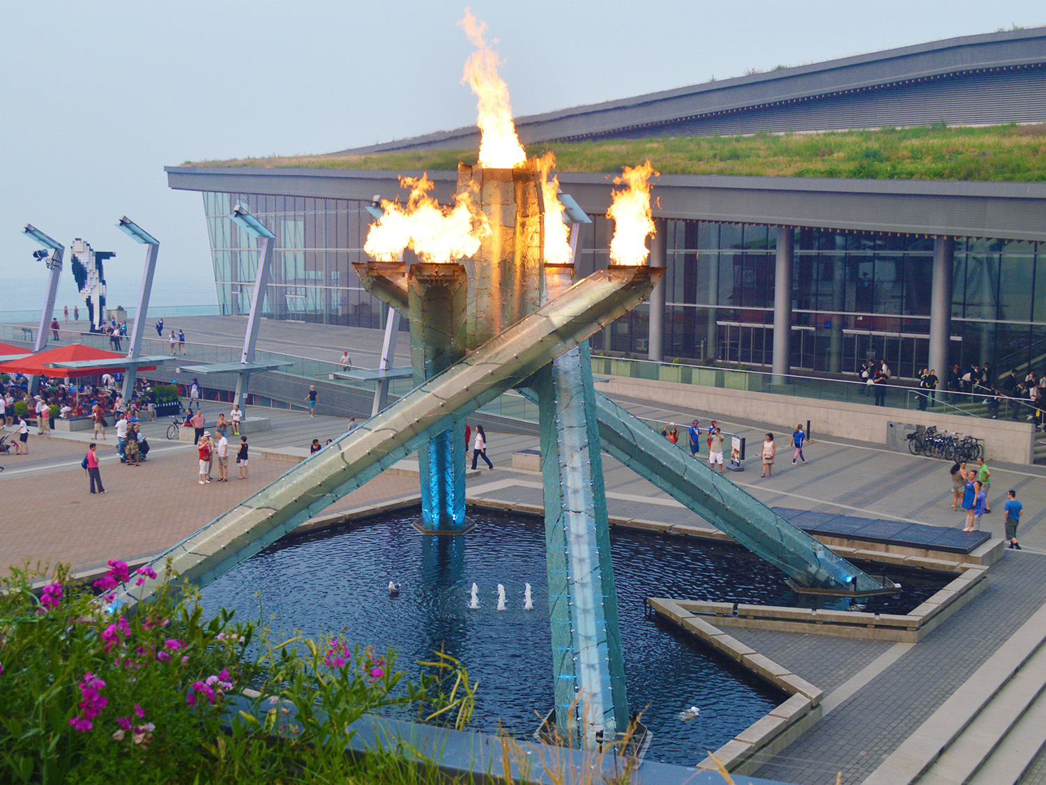 Vancouver Olympic Cauldron water feature - Vincent Helton 5.jpg