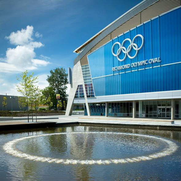 "OLYMPIC OVAL<a href=""/olympic-oval""></a><strong>RICHMOND BC</strong>"