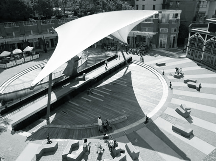 Roundhouse Turntable Plaza water feature - Vincent Helton 1.jpg