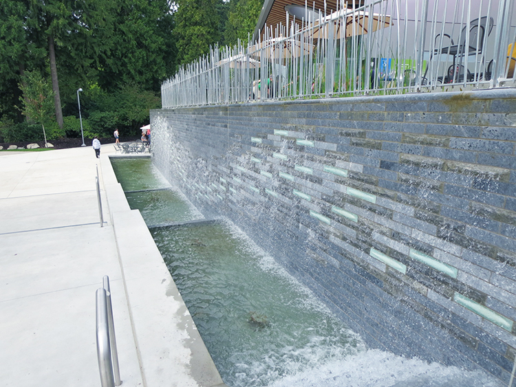 Vancouver Aquarium water feature - Vincent Helton 2.jpg