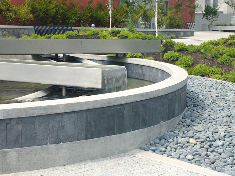Concord Pacific Sprial water feature - Vincent Helton 5.jpg
