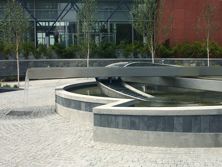 Concord Pacific Sprial water feature - Vincent Helton 3.jpg