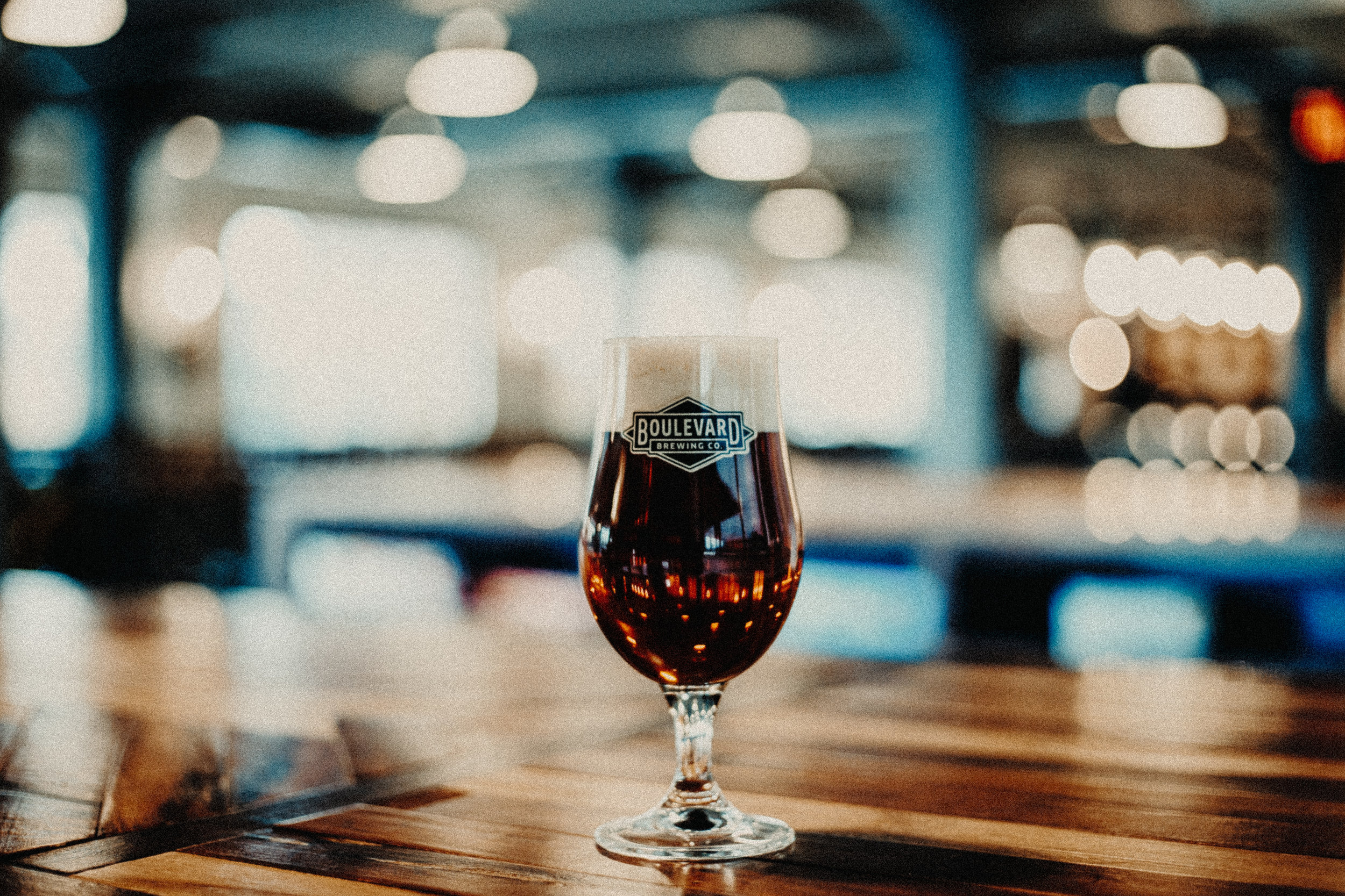Lifestyle/Product photography for Boulevard Brewing Co.