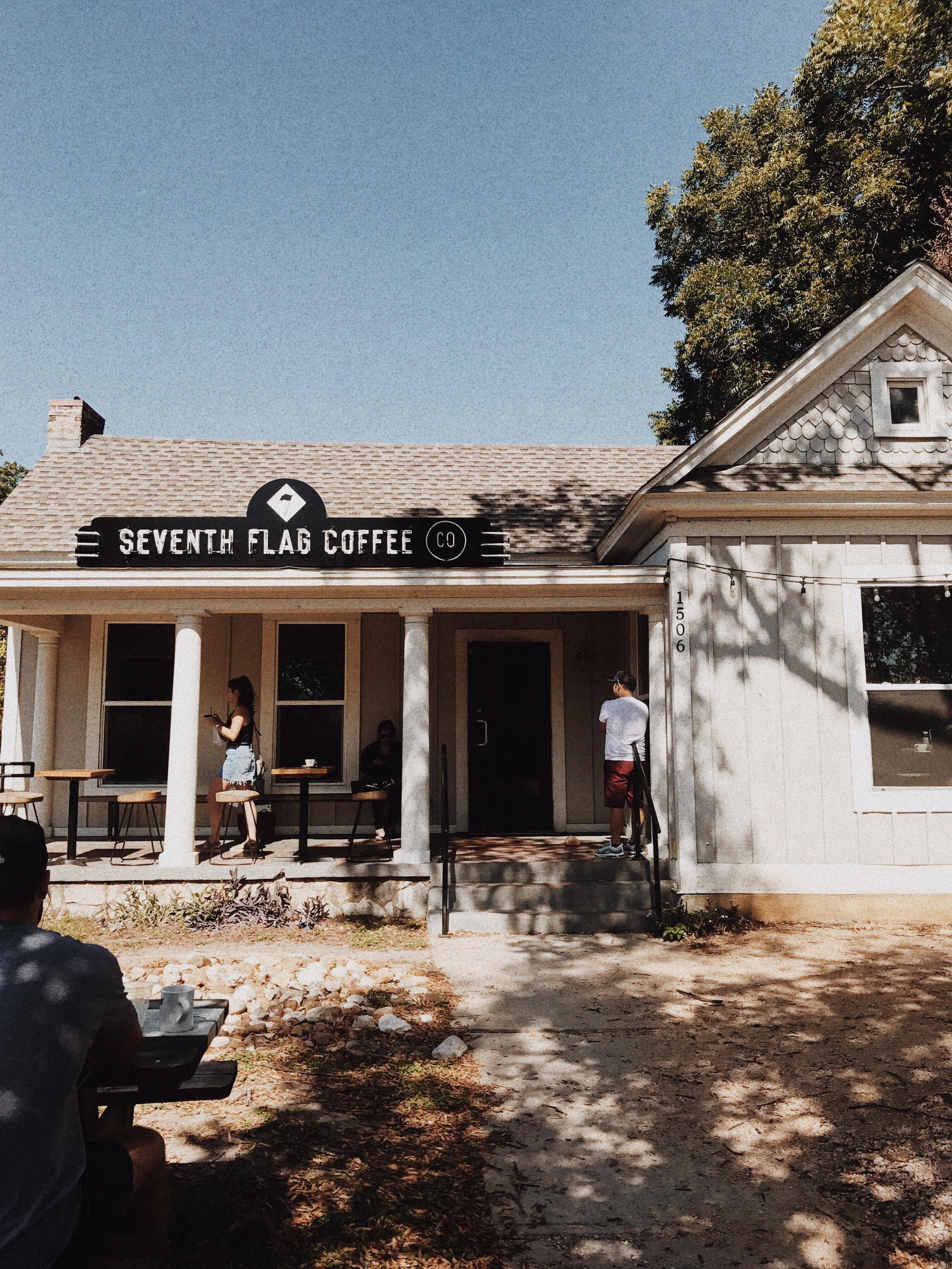 Seventh Flag Coffee