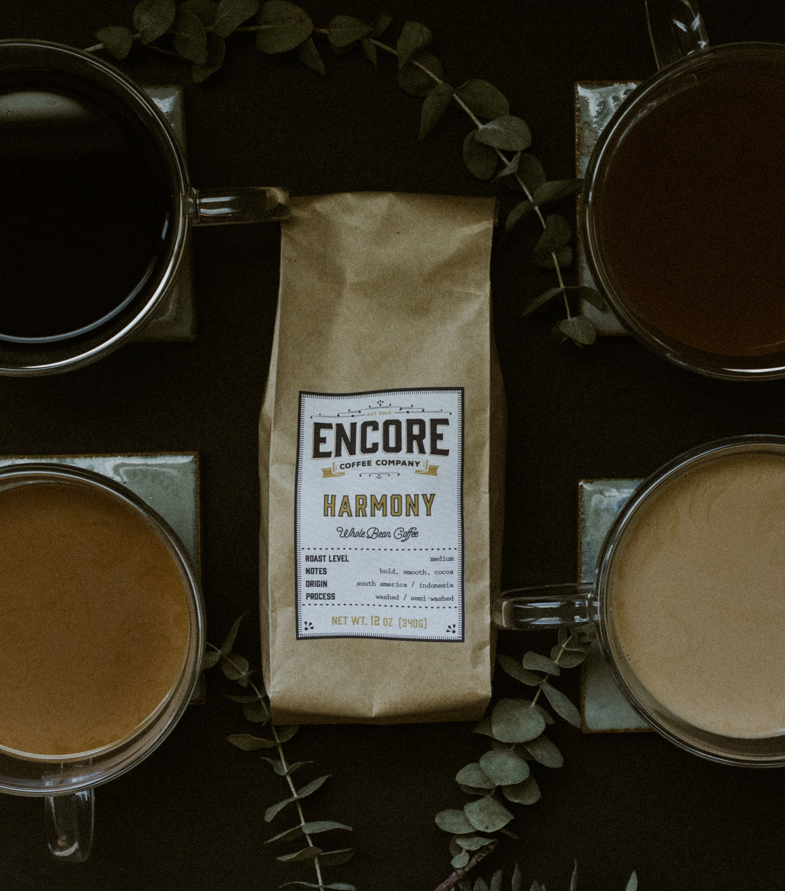 I had never tried Encore, and I was so excited to have this bag in my lineup.