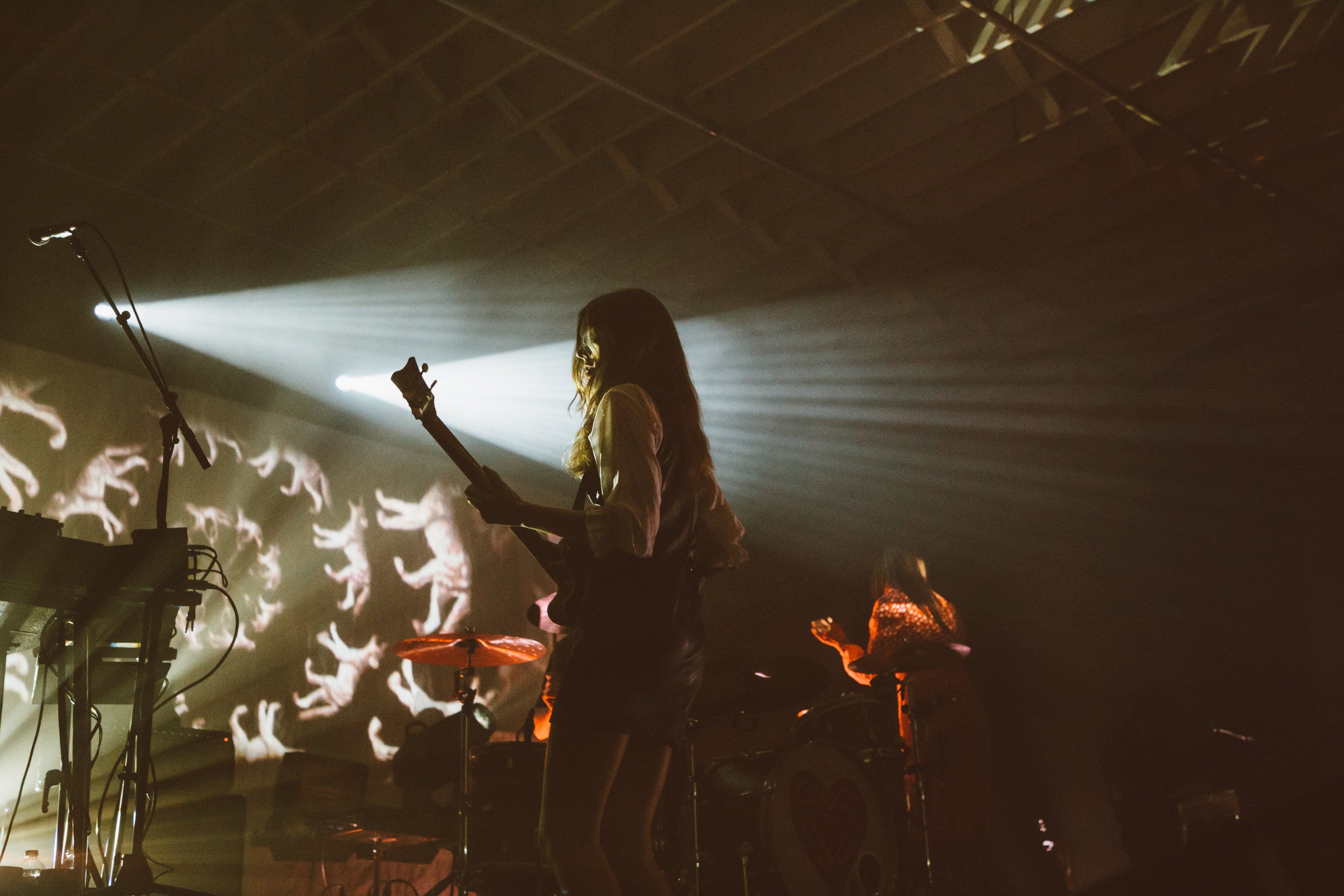 First Aid Kit - Concert Photography