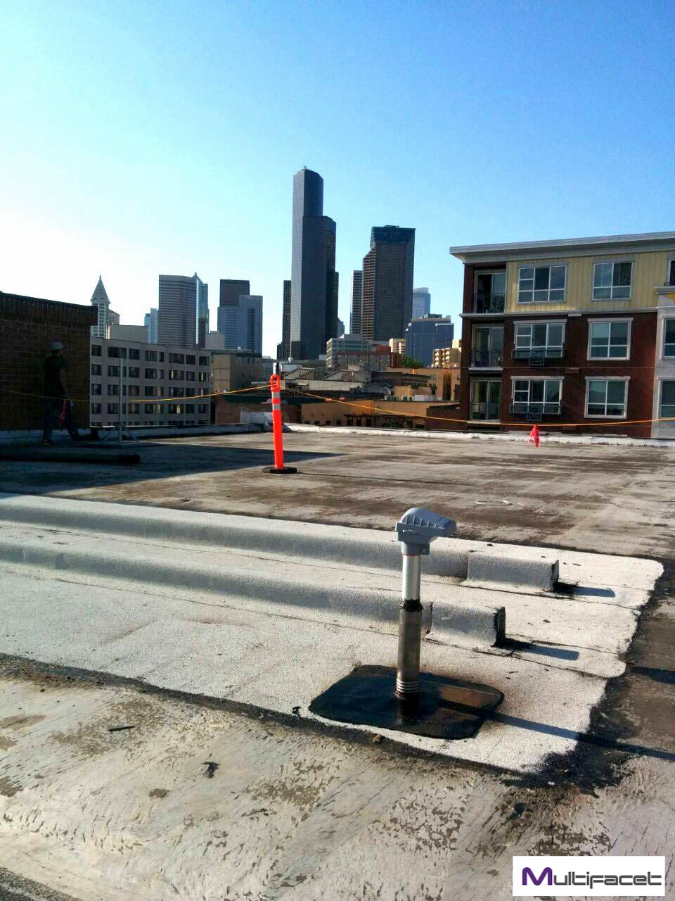 Commercial Roofing Company Fall City WA