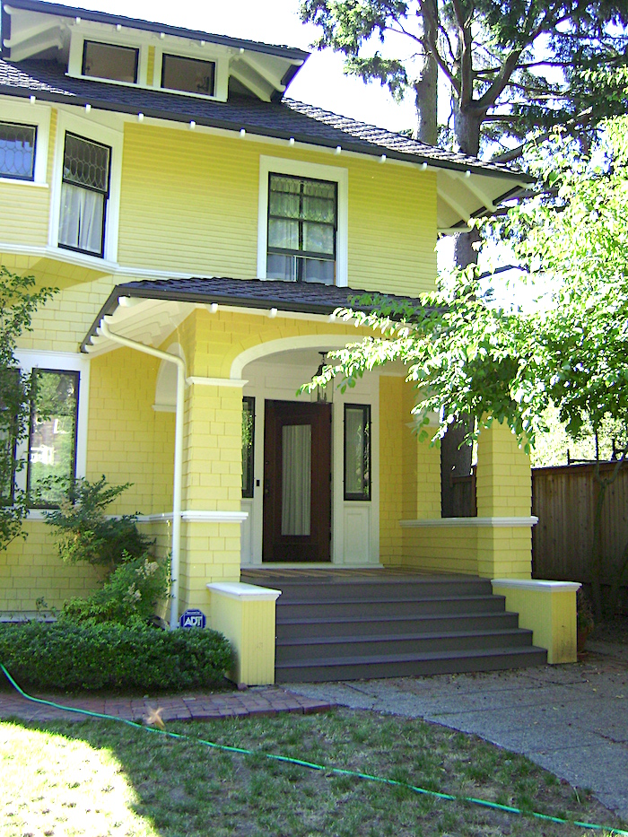 Siding Contractor Seattle Washington