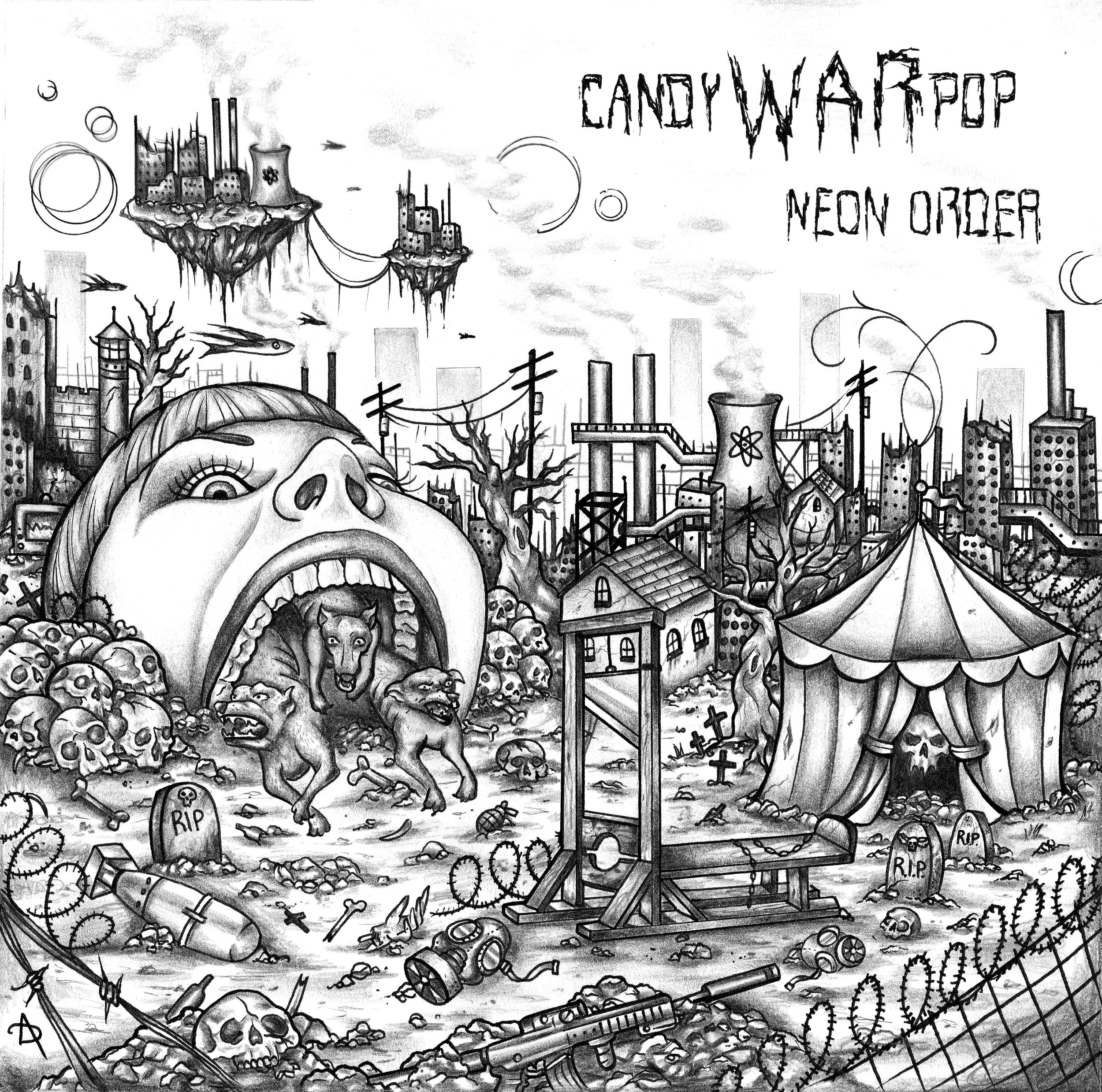 Neon Order, our latest album, is now available. Visit one of the links below to stream and download:  Bandcamp -  https://candywarpop.bandcamp.com/album/neon-order   Spotify -  https://open.spotify.com/album/21D5NNGnbPzWTBaV7ptvbm   iTunes -  http://itunes.apple.com/album/id1315013579?ls=1&app=itunes   Apple Music -  http://itunes.apple.com/album/id/1315013579   🖤YouTube -  https://www.youtube.com/watch?v=WzzOxjQAowg&list=PLf1TACd47oNMhl5C0CpESUG2Z91O9ckZ b  🖤Google Play -  https://play.google.com/store/music/album/Candy_Warpop_Neon_Order?id=Bje7azrobl6vbqkj5qecntxflg e  🖤Amazon -  https://www.amazon.com/Neon-Order-Candy-Warpop/dp/B077K6SXN3/ref=sr_1_1?ie=UTF8&qid=1511461047&sr=8-1&keywords=candy+warpop+neon+order