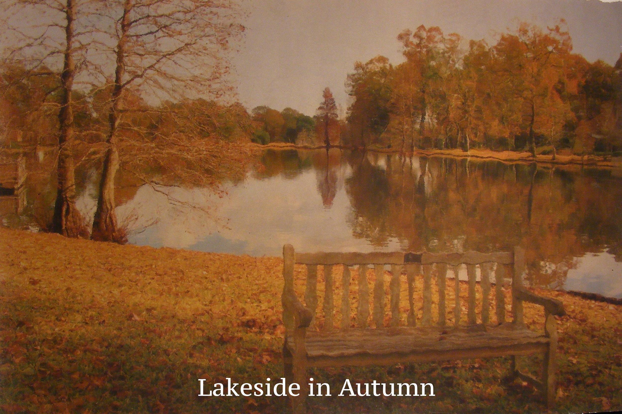 Lakeside in Autumn