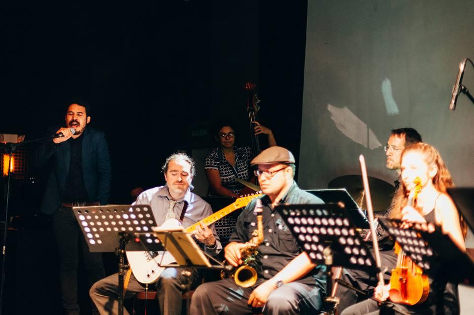 Dal Niente at the Teatro Amador in Panama. Photo: Marc Belanger