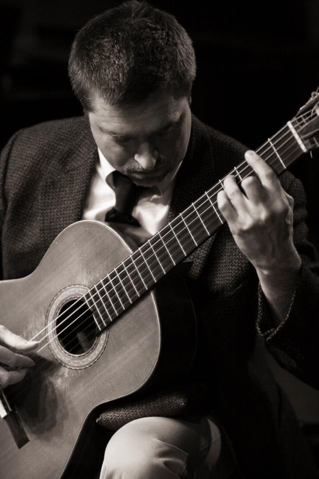Jesse Langen - Guitar