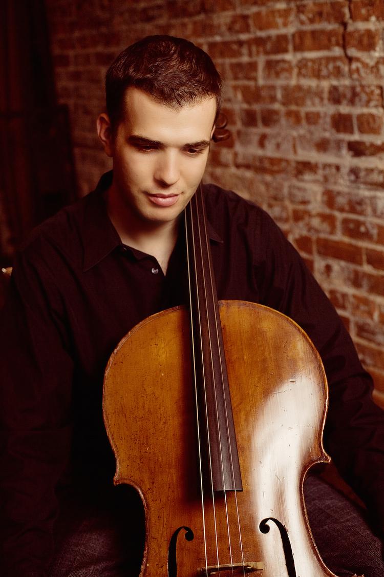 Chris Wild - Cello