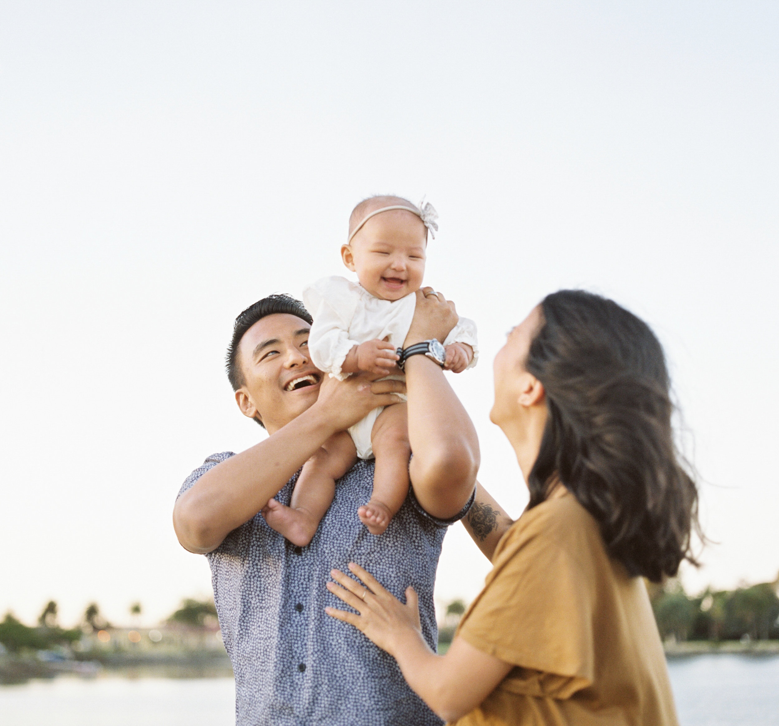 Family Portrait Bahng