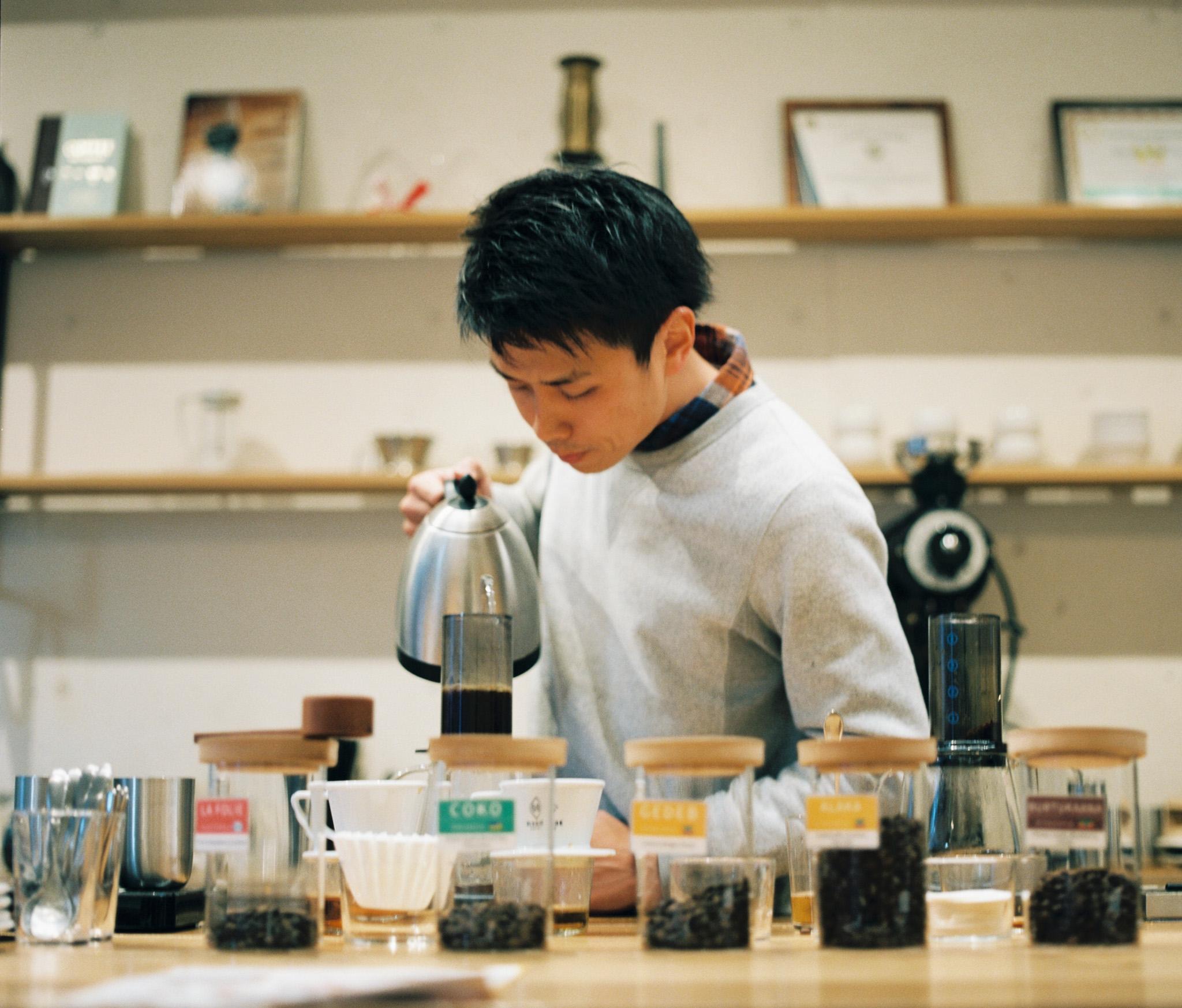 Passage Coffee Aeropress