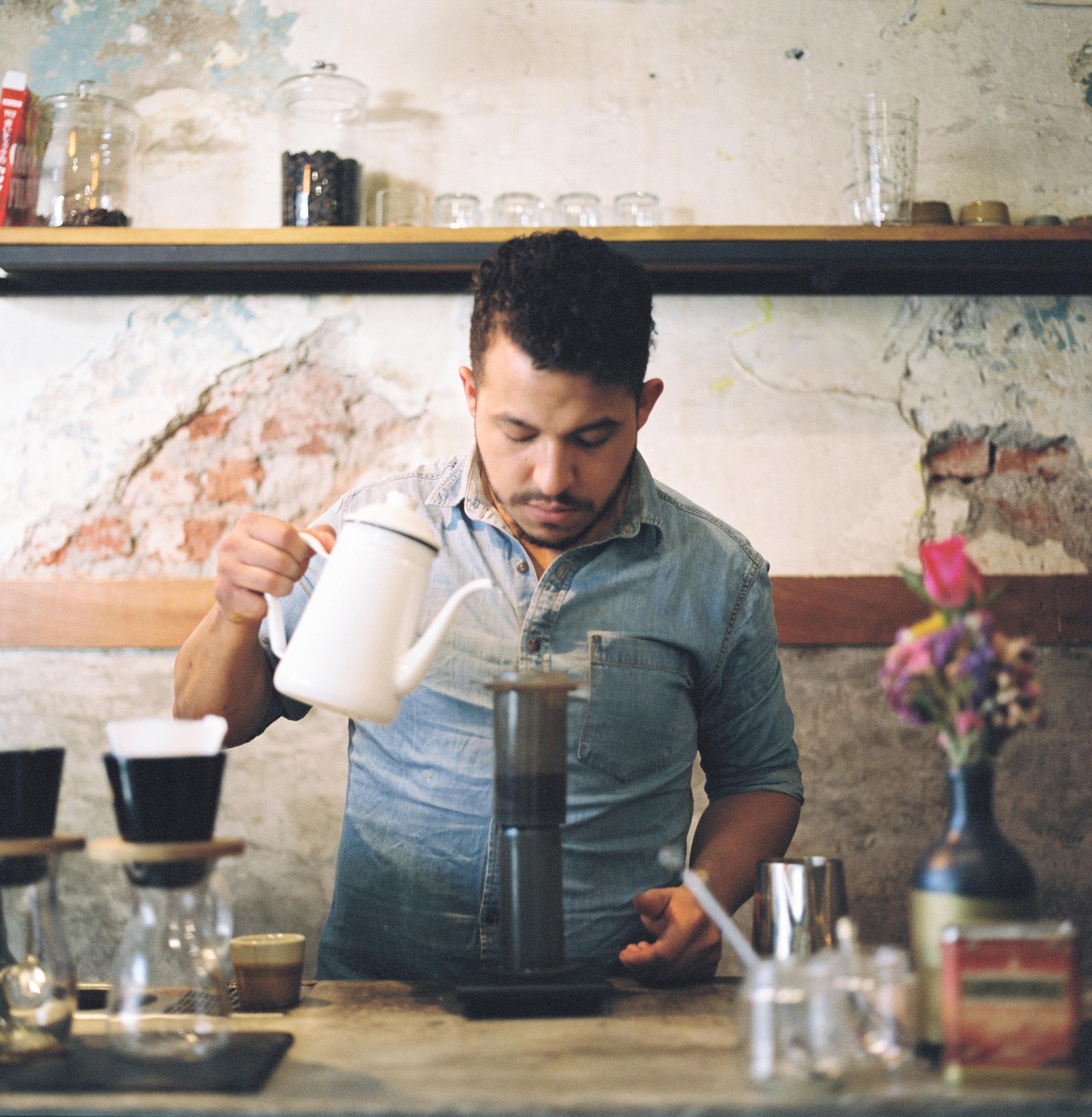 Forte Cafe Mexico City