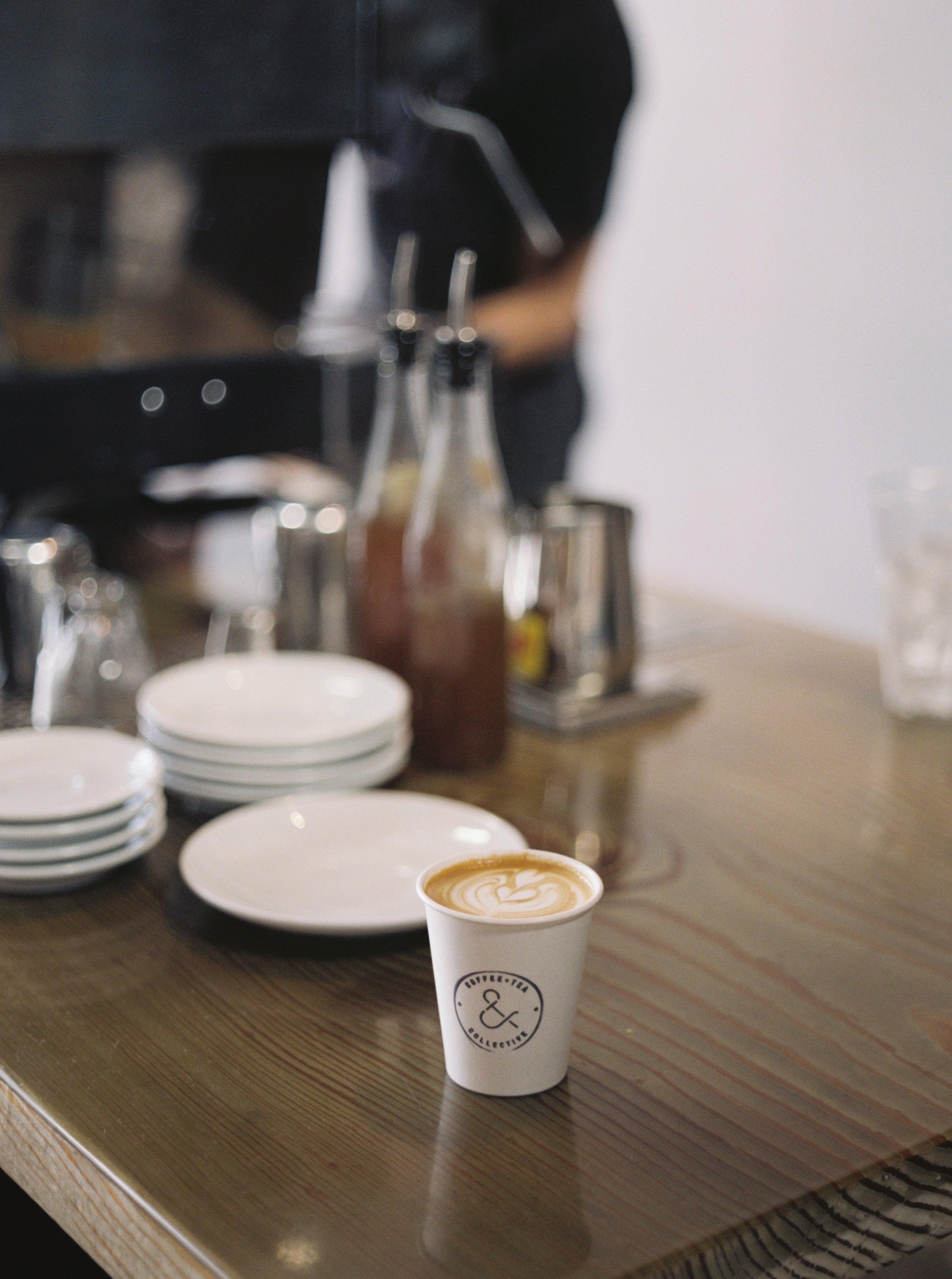 Coffee & Tea Collective Cappuccino