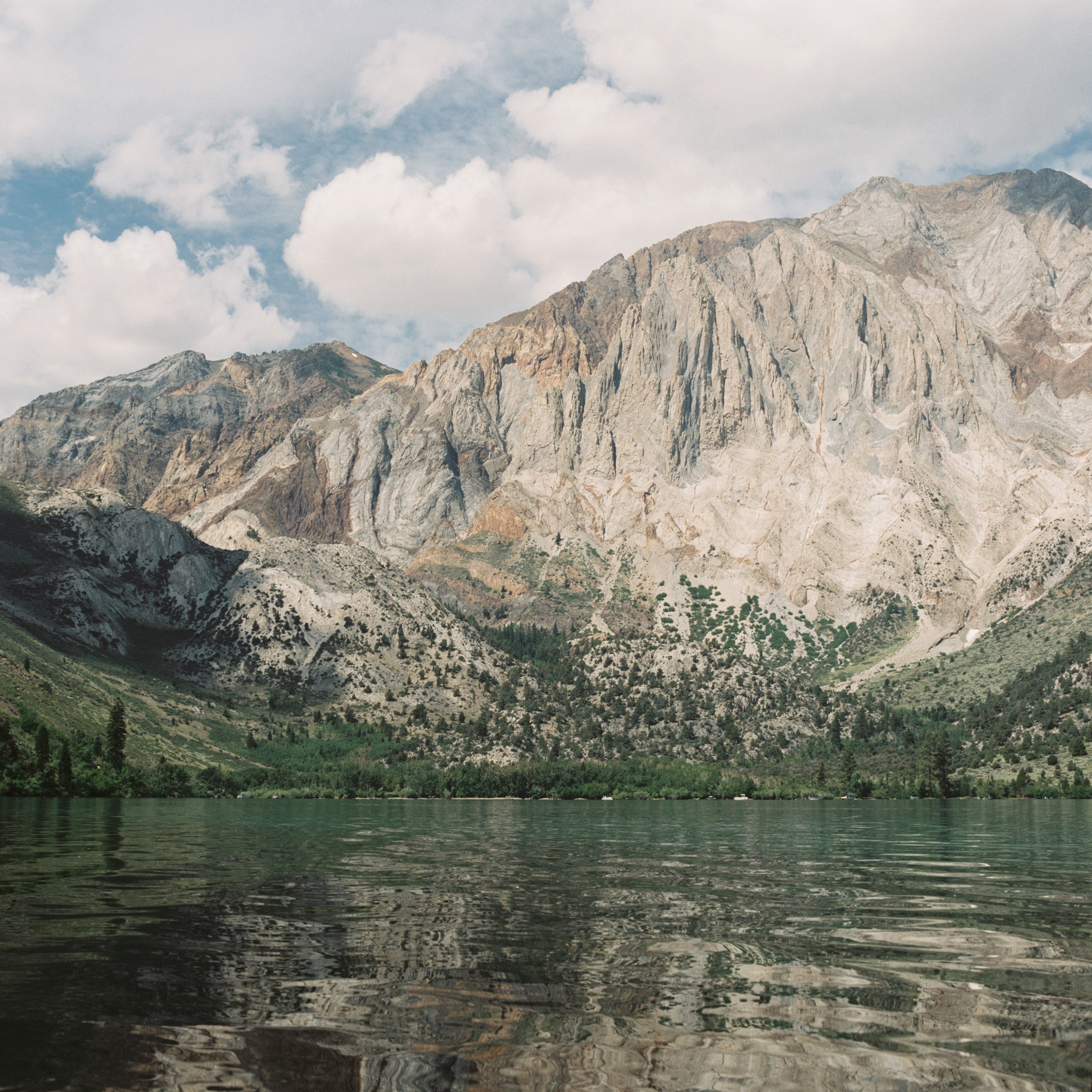 Convict Lake Mammoth