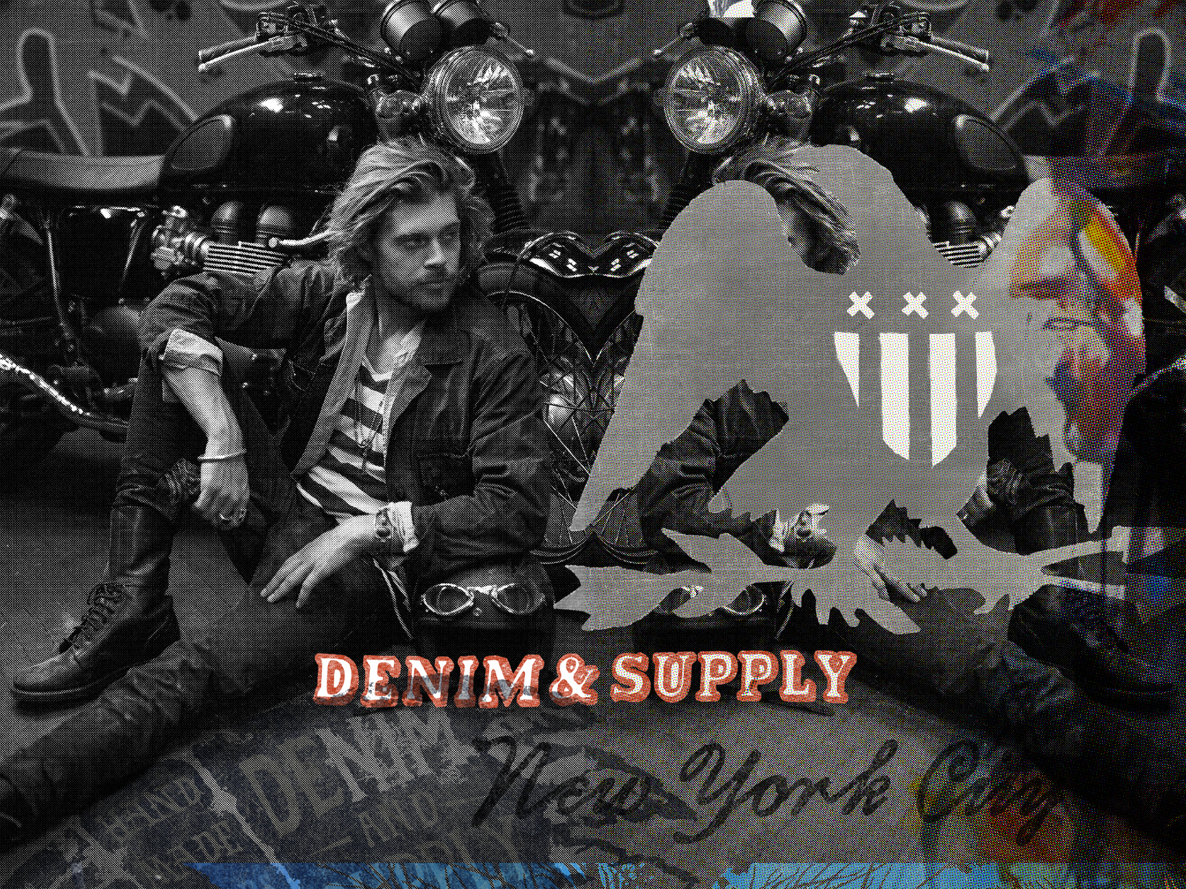 DENIM AND SUPPLY SPRING 2014