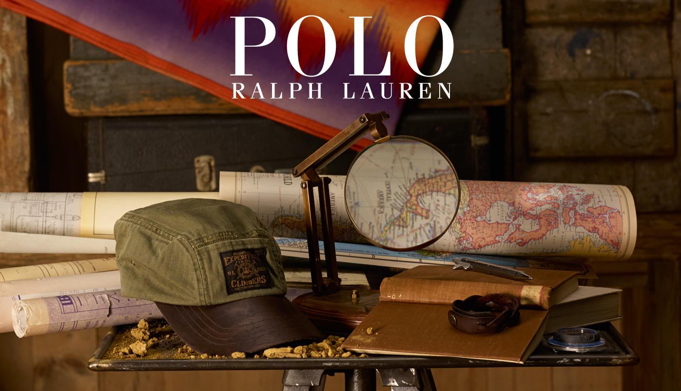 POLO RALPH LAUREN FALL 2013