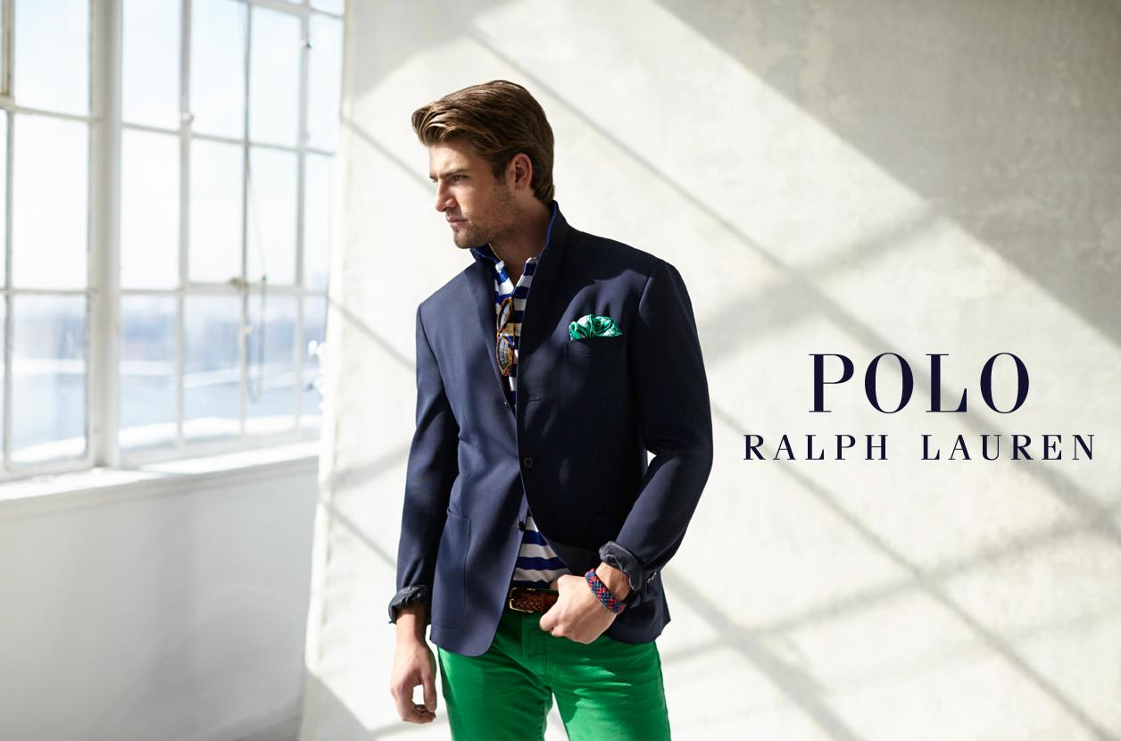 POLO RALPH LAUREN SPRING 2014