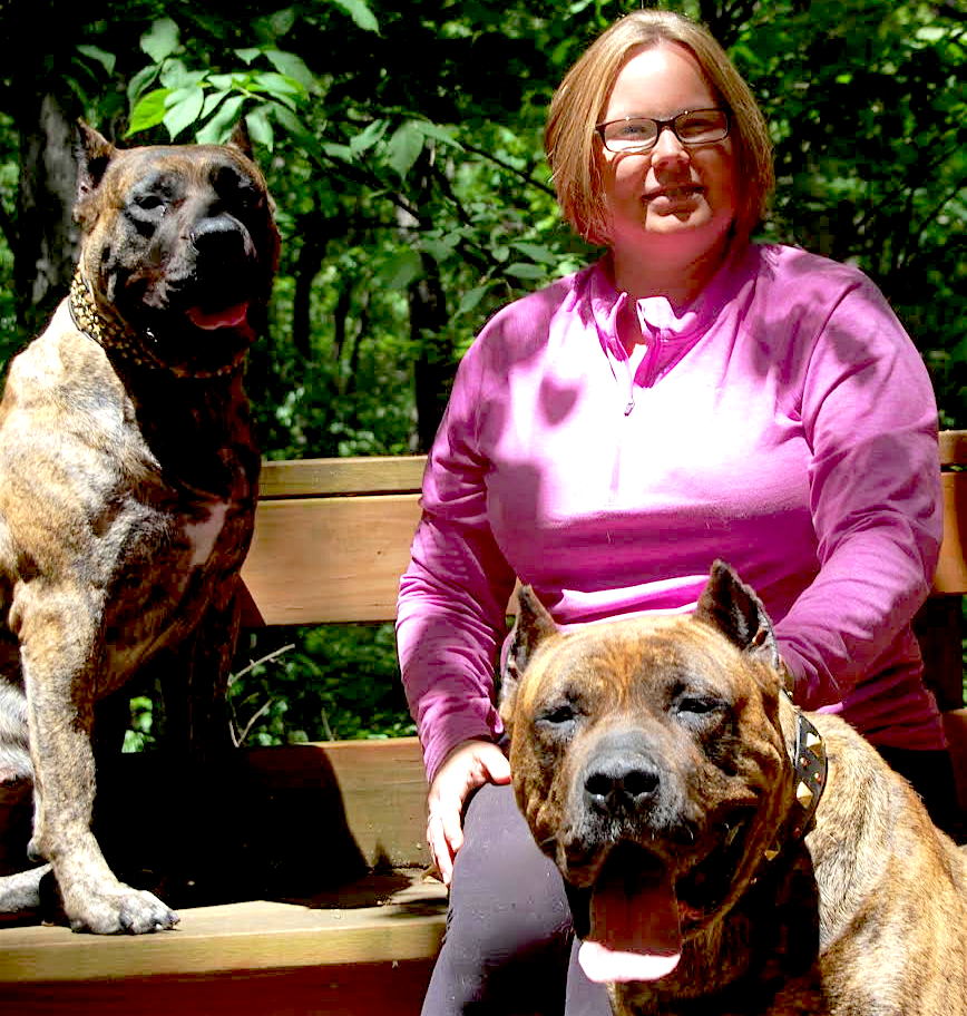 Teal Erickson, Veterinary Technician