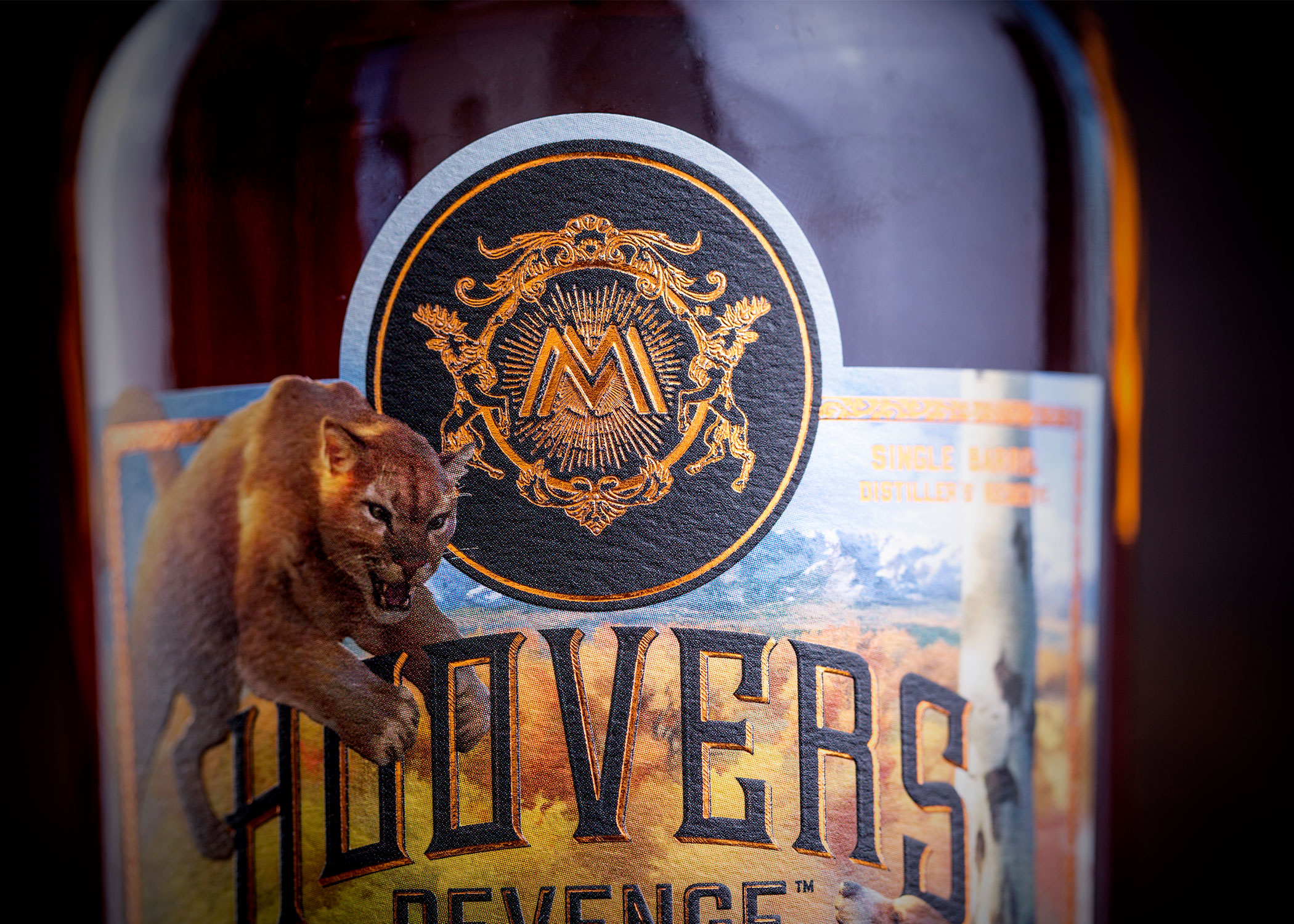 Hoover's Revenge - A craft line of Whiskey from Carbondale CO.