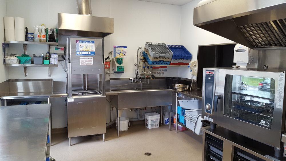 Commercial Kitchen Maple Ridge Community Church