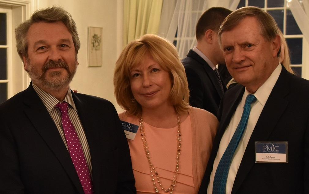 Ambassador Paro, Kathleen Delano, Honorable LF. Payne