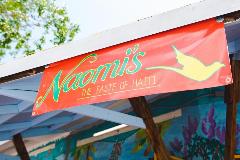 Naomi's Garden: A Gem in Little Haiti