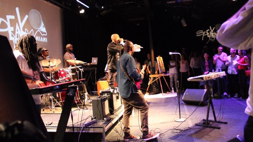 Photo courtesy of Speak Miami