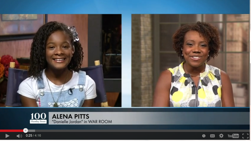 WATCH:  11 Year Old Alena Pitts Learns the Power of Prayer from the War Room