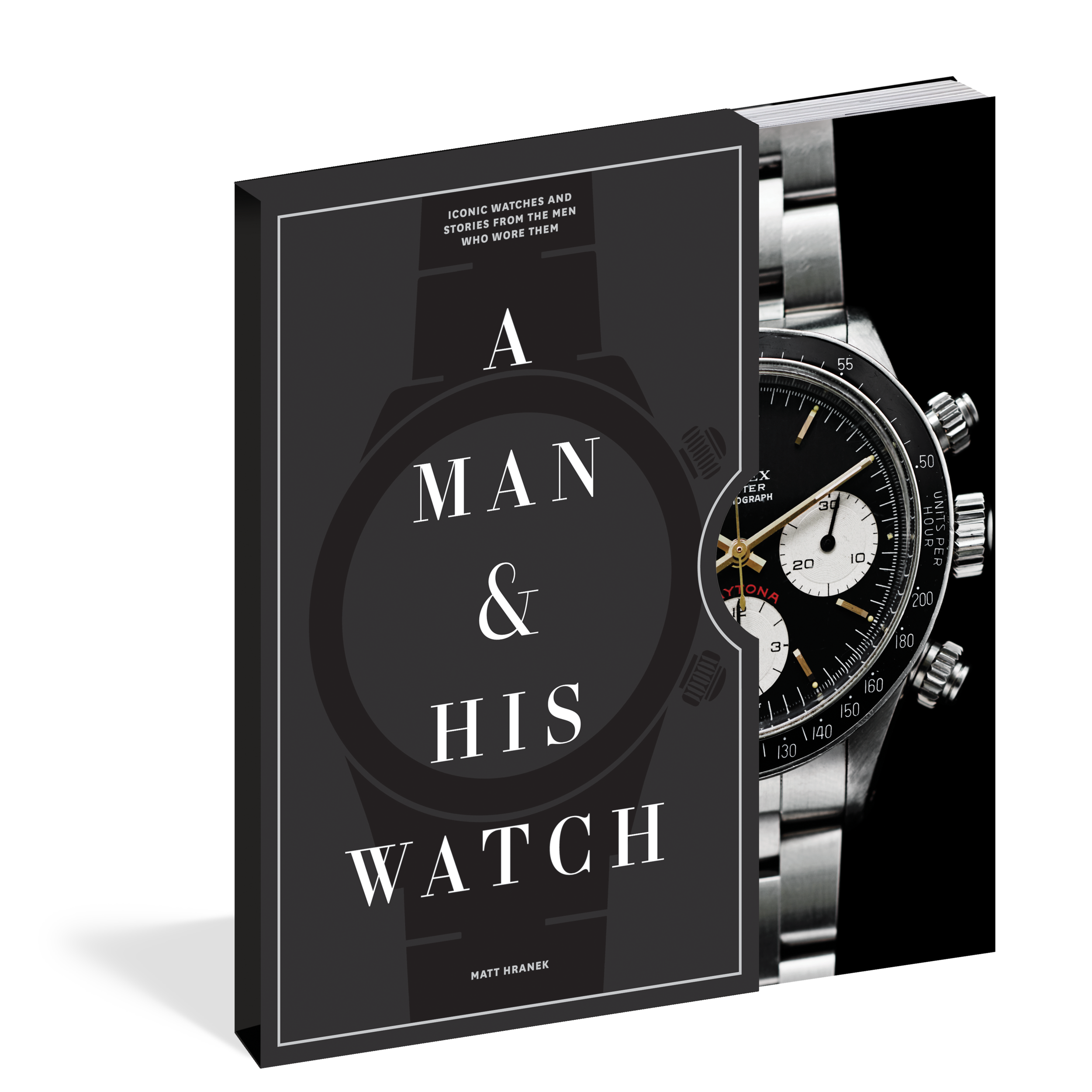 A Man and His Watch cover.png