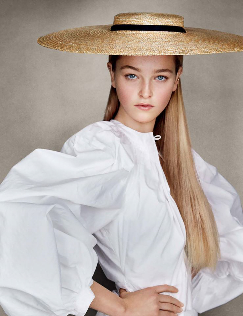 Vogue Germany March 2017 - Patrick Demarchelier