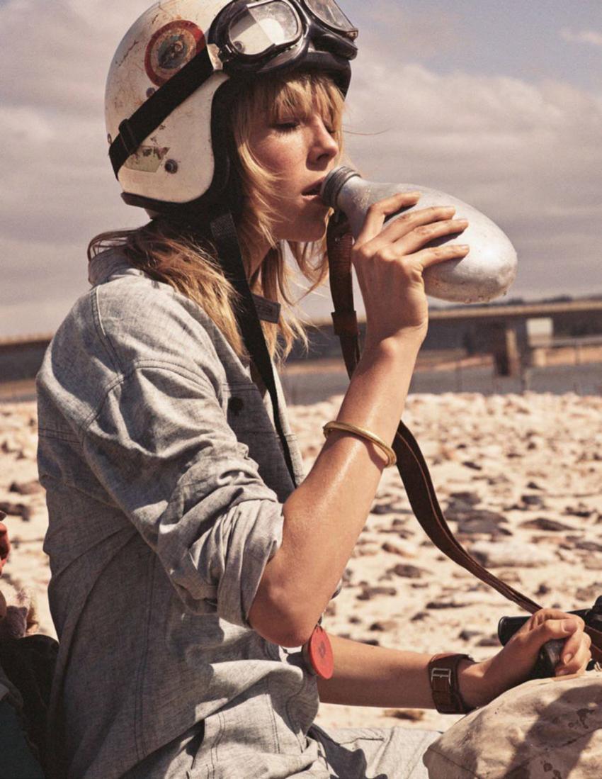 Fashion Editorial Vogue Paris