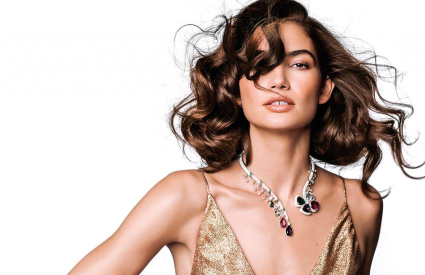 Lily Aldridge Vogue Thailand