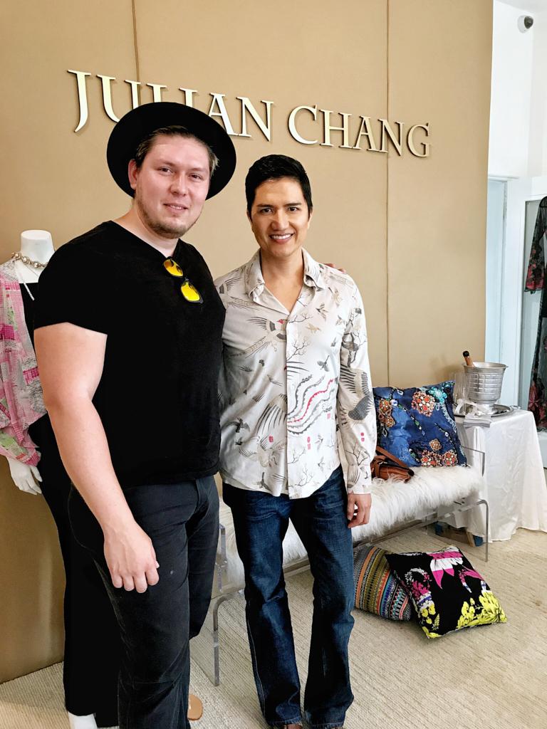 Julian R. and - Julian Chang