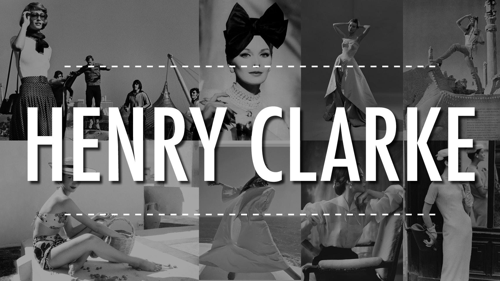 Fashion Photographers - Henry Clarke - Thumb.jpg