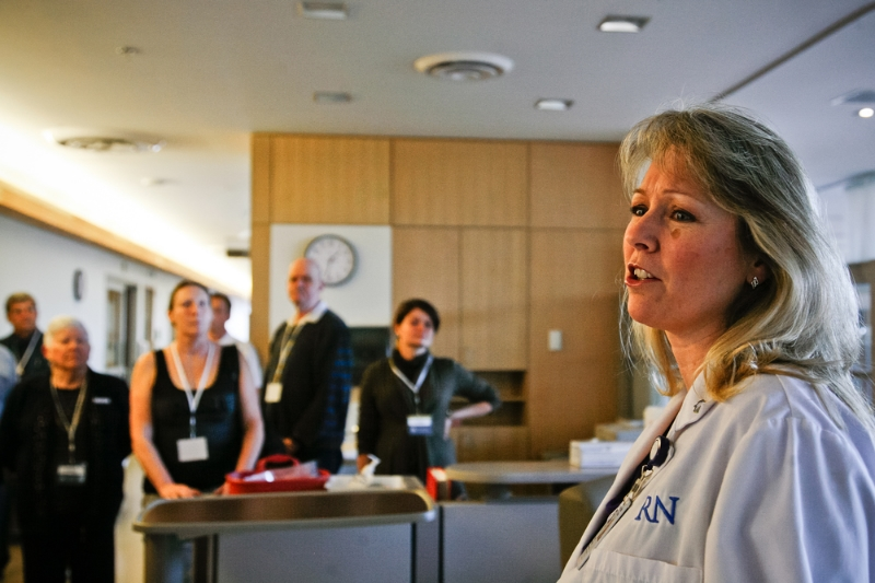10. Ottawa Hospital Patients' Reference Panel on Clinical Services Transformation
