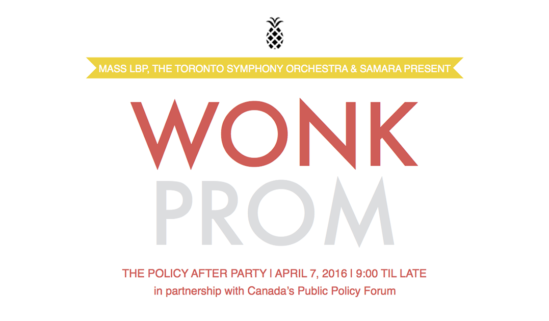 Wonk Prom