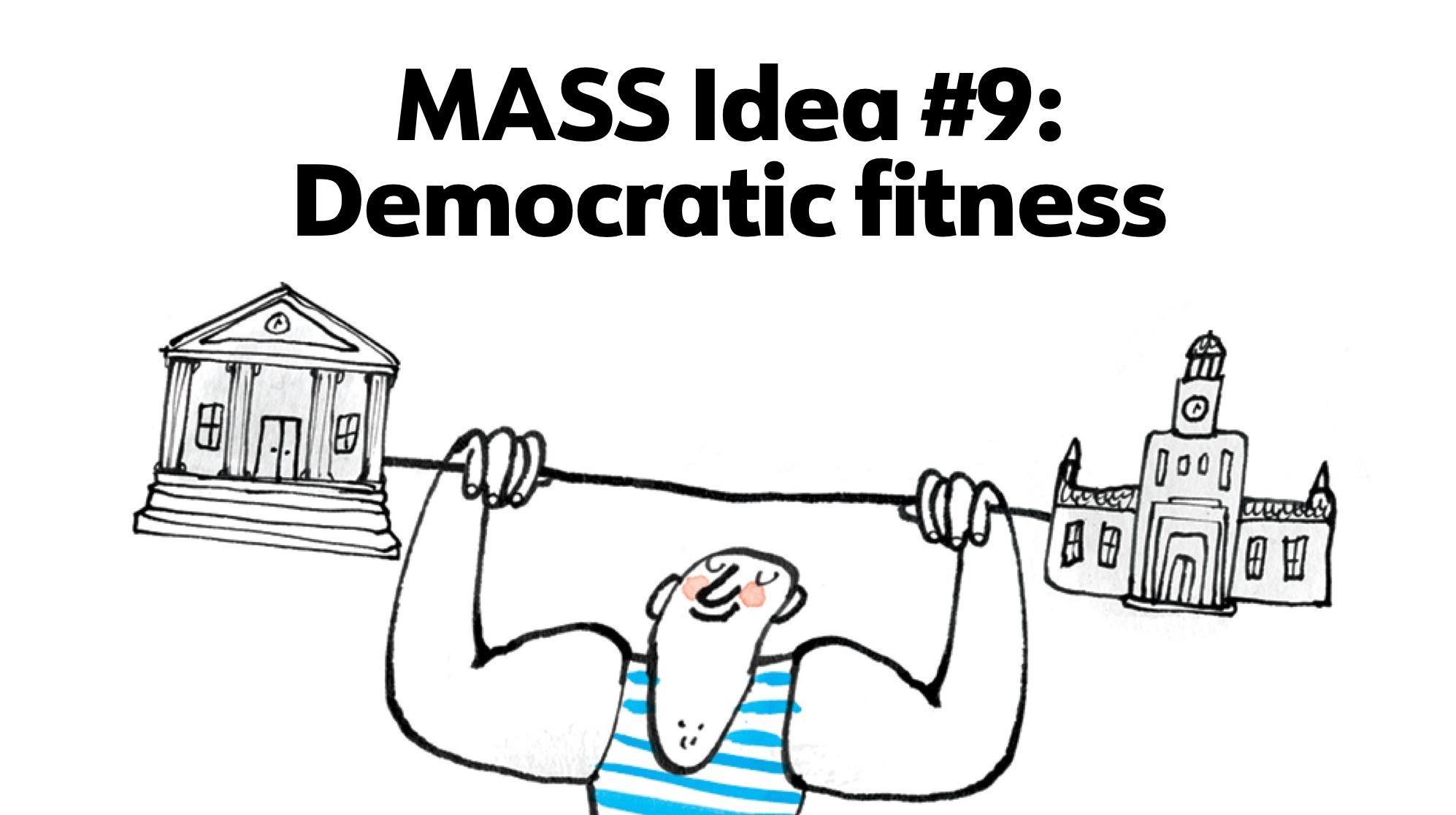 Nine Ideas from MASS LBP