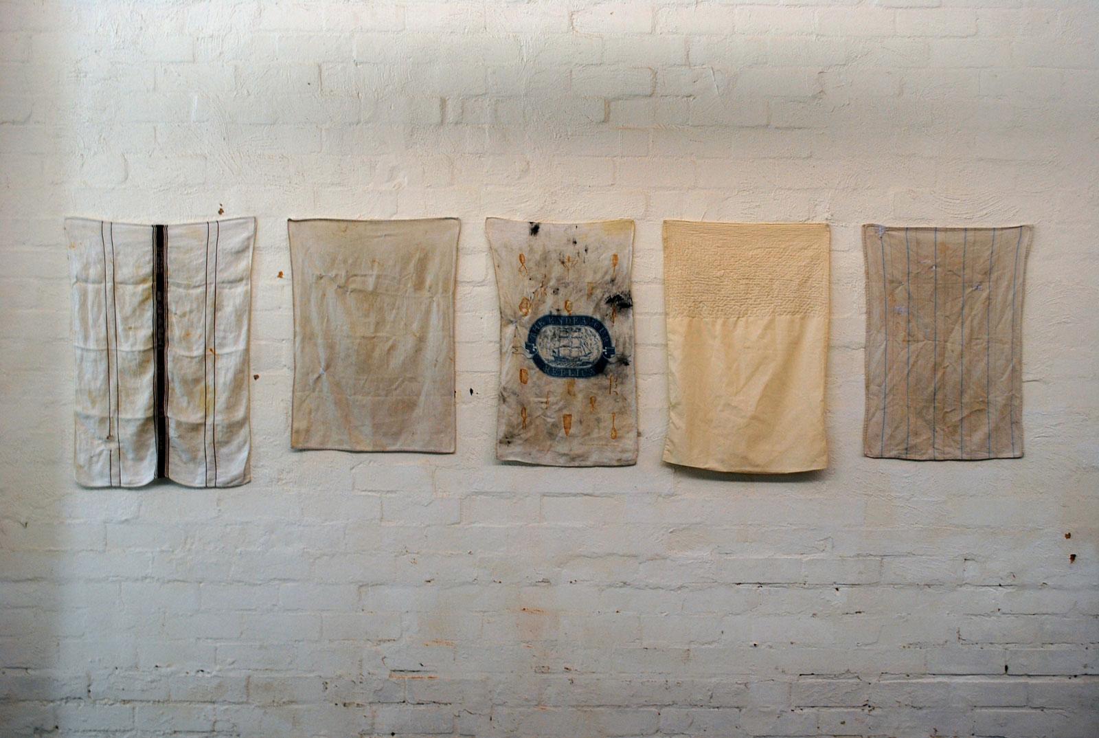 Sophie Westerman, Tea Towels